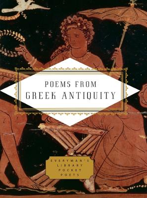 Poems from Greek Antiquity book