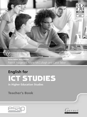 English for Information & Communication Technologies Teacher's Book by Patrick et al Fitzgerald