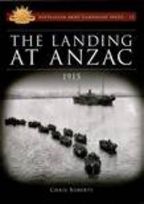 Landing At ANZAC 1915 by Chris Roberts