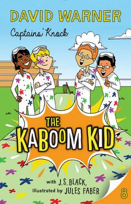 Captains' Knock: Kaboom Kid #8 book
