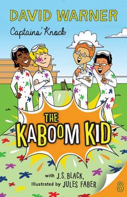 Captains' Knock: Kaboom Kid #8 by David