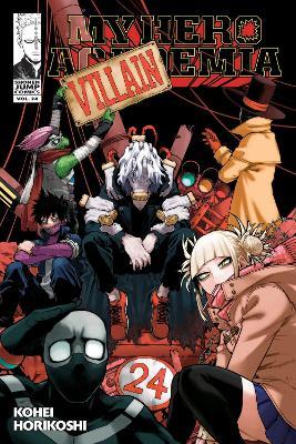 My Hero Academia, Vol. 24 by Kohei Horikoshi