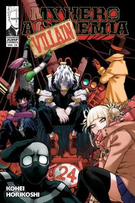 My Hero Academia, Vol. 24 by Kohei Horikoshi