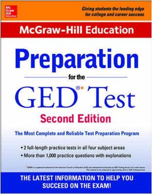 McGraw-Hill Education Preparation for the GED Test by Mcgraw-Hill Education Editors