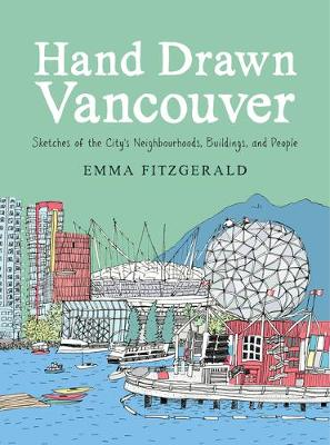 Hand Drawn Vancouver book