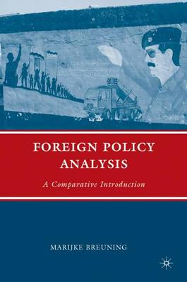 Foreign Policy Analysis by Marijke Breuning
