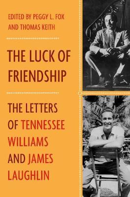 Luck of Friendship book