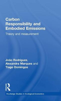 Carbon Responsibility and Embodied Emissions book