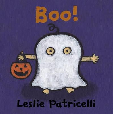 Boo! Board Book by Leslie Patricelli