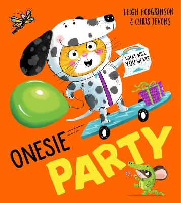 Onesie Party: What will YOU wear? by Leigh Hodgkinson