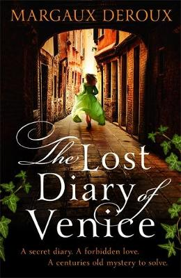 The Lost Diary of Venice book