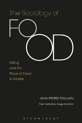 The Sociology of Food by Professor Jean-Pierre Poulain