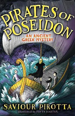 Pirates of Poseidon: An Ancient Greek Mystery by Saviour Pirotta