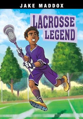 Lacrosse Legend book