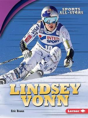 Lindsey Vonn by Braun Eric