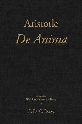 De Anima book