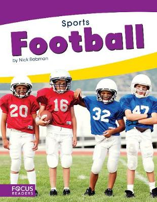 Football by Nick Rebman