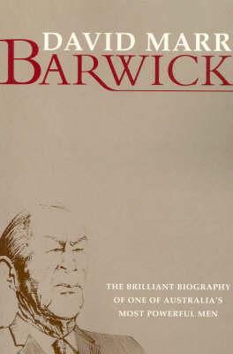 Barwick by David Marr