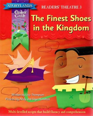 The Finest Shoes in the Kingdom by Lisa Thompson