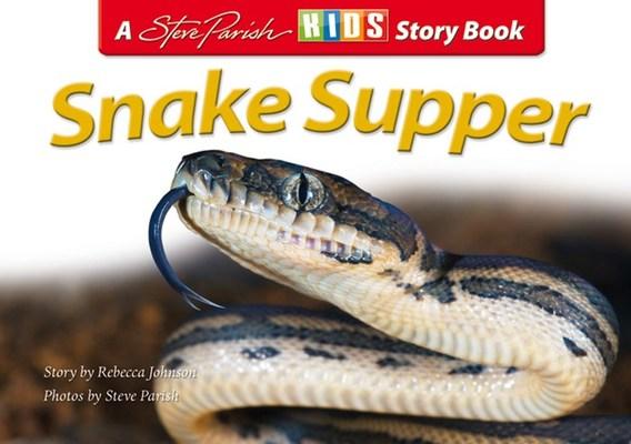 Bk Snake Supper by Parish Steve Johnson Rebecca