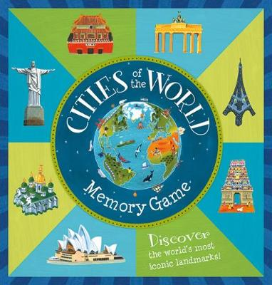 Cities of the World Memory Game by Barefoot Books