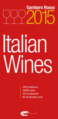 Italian Wines 2015 book