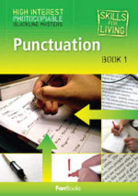 Punctuation Book 1: High Interest by Dr. Nancy Mills