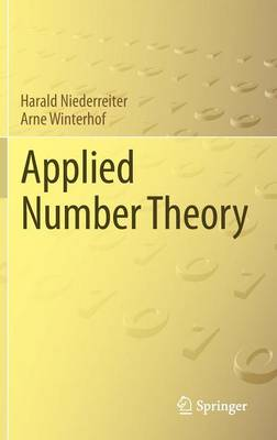 Applied Number Theory by Harald Niederreiter