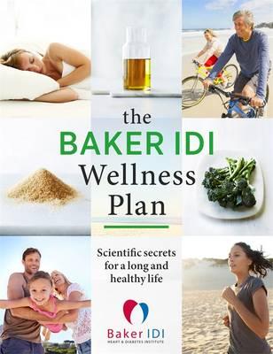 Baker IDI Wellness Plan book