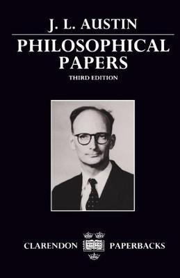 Philosophical Papers by G. J. Warnock