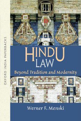 Hindu law book