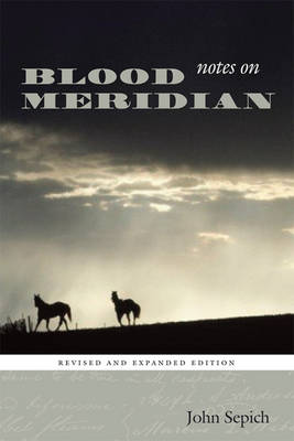 Notes on Blood Meridian book