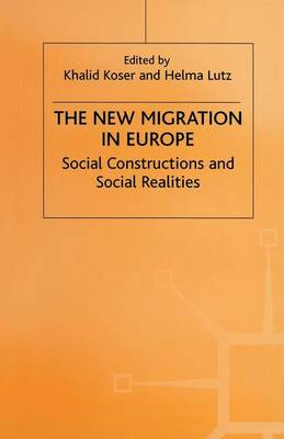 The New Migration in Europe by Khalid Koser