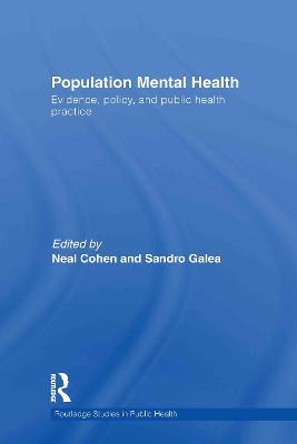 Population Mental Health book