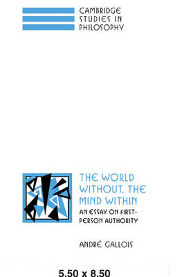 World Without, the Mind Within book