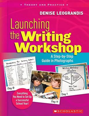 Launching the Writing Workshop book