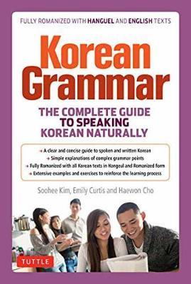 Korean Grammar by Soohee Kim