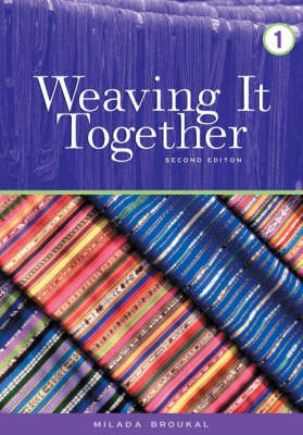 Weaving it Together by Milada Broukal
