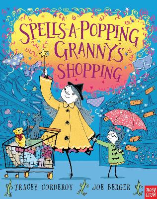 Spells-A-Popping Granny's Shopping book