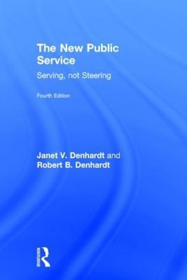 New Public Service book