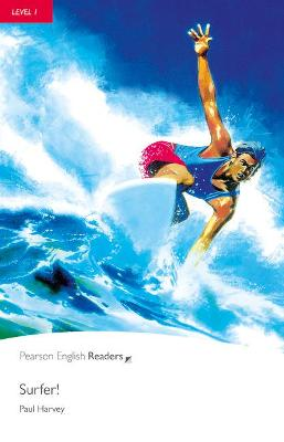 Level 1: Surfer! Book and CD Pack by Paul Harvey