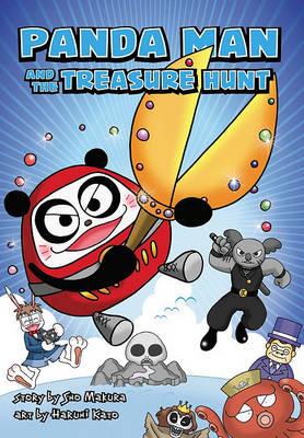 Panda Man and the Treasure Hunt by Sho Makura