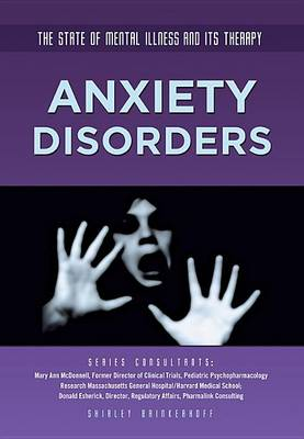 Anxiety Disorders by Shirley Brinkerhoff