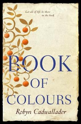 Book of Colours book