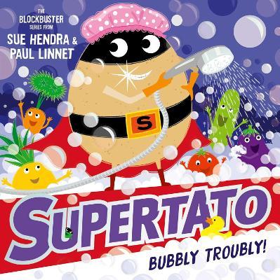 Supertato: Bubbly Troubly book
