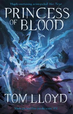 Princess of Blood by Tom Lloyd