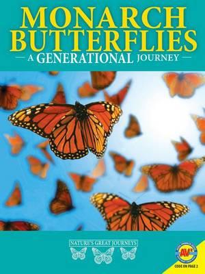 Monarch Butterflies by Rebecca Hirsch