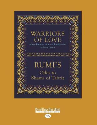 Warriors of Love by Mevlana Jalaluddin Rumi
