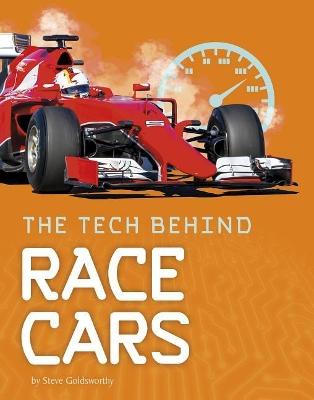 Race Cars by Steve Goldworthy