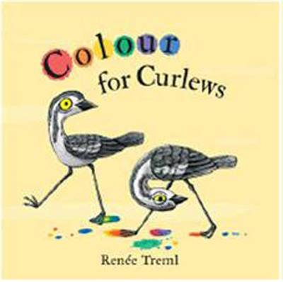 Colour for Curlews book